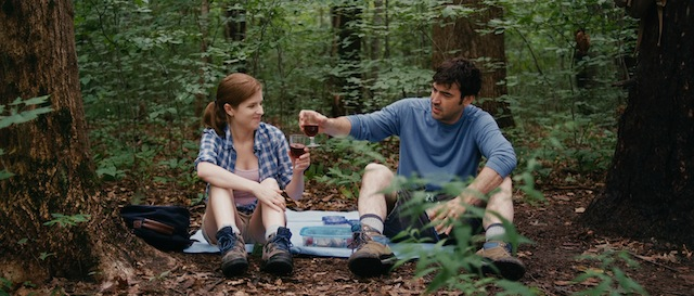 Anna Kendrick and Ron Livingston star in Joe Swanberg's Drinking Buddies.
