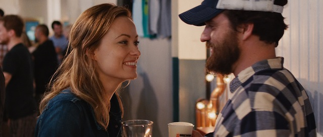 Olivia Wilde and Jake Johnson star in Joe Swanberg's Drinking Buddies.
