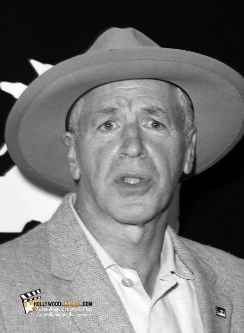 Bob Meyer at the Chicago Internatonal Film Festival, October 8th, 2010