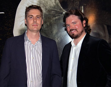 Patrick Melton and Marcus Dunstan of 'The Collector'