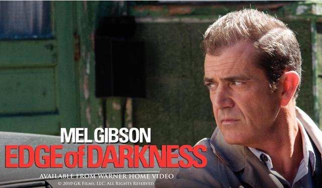 Mel Gibson stars in Martin Campbell's Edge of Darkness.