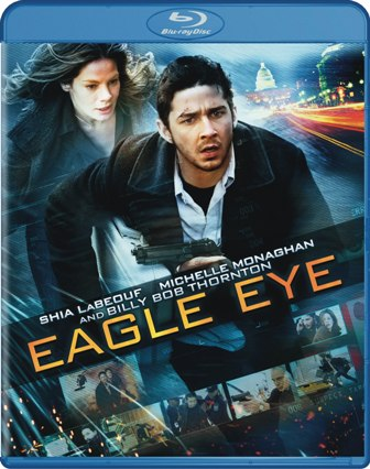 Eagle Eye was released by DreamWorks Home Video on December 28th, 2008.