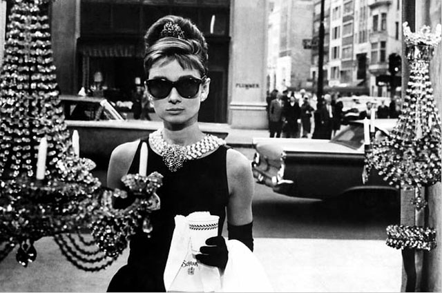 Icon: Audrey Hepburn has 'Breakfast at Tiffany's,' directed by Blake Edwards