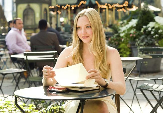 Gentlewoman of Verona: Amanda Seyfried in 'Letters to Juliet'
