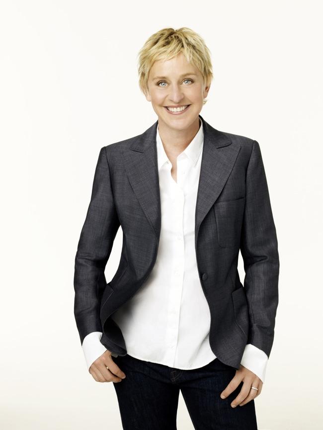 """Ellen DeGeneres"""" target="""
