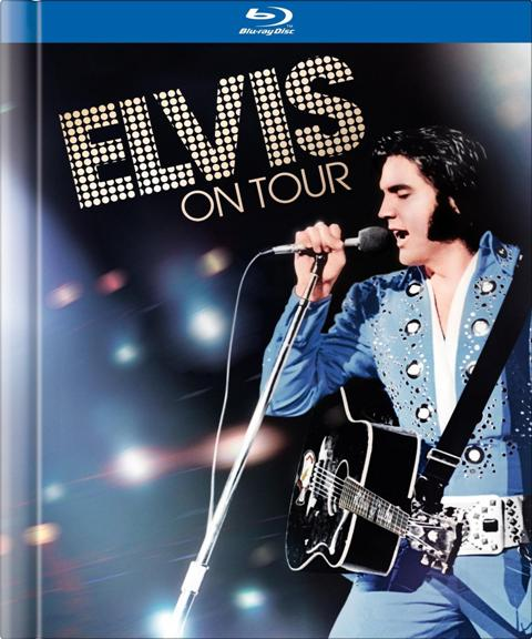 Elvis on Tour was released on Blu-Ray and DVD on Aug. 3, 2010.