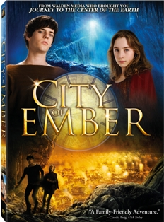 City of Ember was released by Fox Home Video on January 20th, 2009.