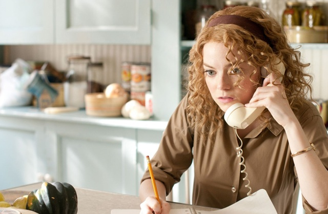 Emma Stone as Skeeter in 'The Help'