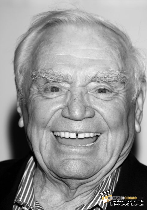 Marty on the Town: Ernest Borgnine, October 17th, 2009