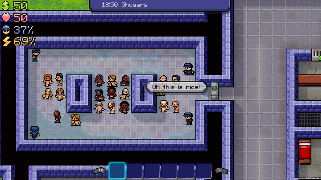 The Escapists is available on Xbox One and PC