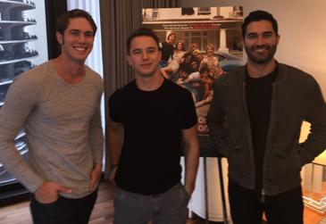 Blake, Will, Tyler
