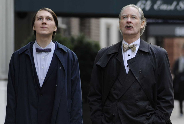 Just Some Gigolos: Louis Ives (Paul Dano) and Henry Harrison (Kevin Kline) in 'The Extra Man'