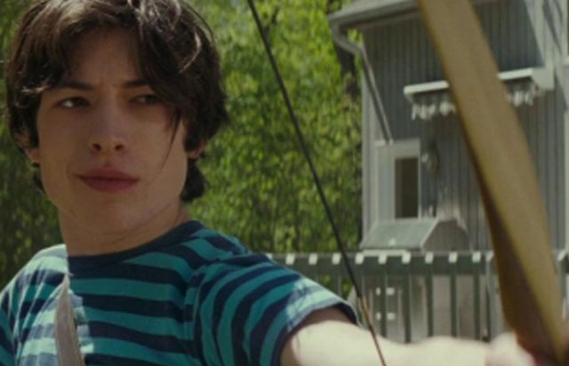 Ezra Miller Rosins Up the Bow in 'We Need to Talk About Kevin'