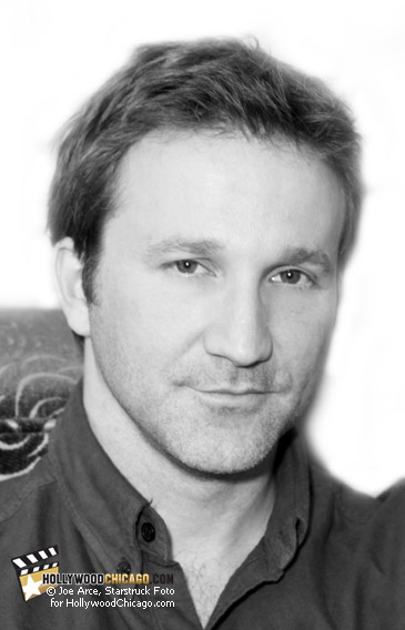 Breckin Meyer in Chicago, May 17, 2012