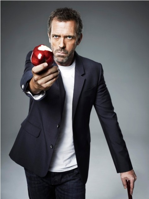 Hugh Laurie returns as Dr. Gregory House in the seventh season of HOUSE premiering Monday, Sept. 20 (8:00-9:00 PM ET/PT) on FOX. ©2010 Fox Broadcasting Co. Cr: Justin Stephens/FOX