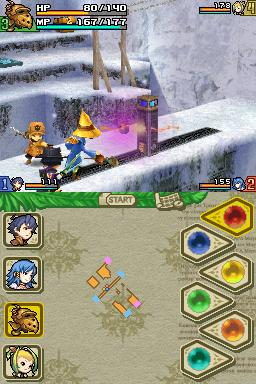 Final Fantasy Chronicles: Echoes of Time