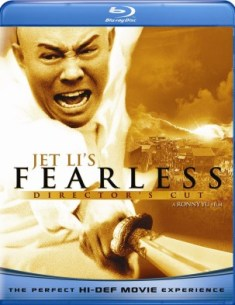Fearless: Director's Cut is available on Blu-Ray from Universal on December 9, 2008.