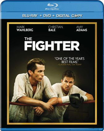The Fighter will be released on Blu-ray and DVD on March 15th, 2011