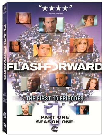 FlashForward: Season One, Part One was released on DVD on February 23rd, 2010.