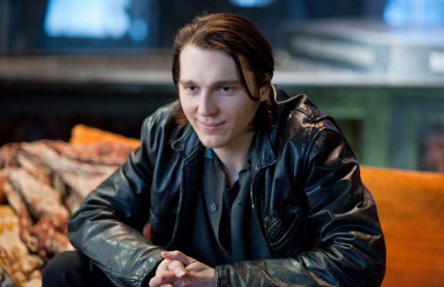 "The Son Rises: Paul Dano (Nick Flynn) in ""Being Flynn'"