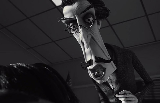 Frankenweenie' is Visually Rich, But Lacks Monstrosity