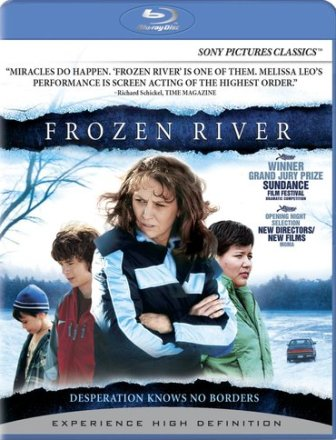 Misty Upham and Melissa Leo star in Courtney Hunt's Frozen River.