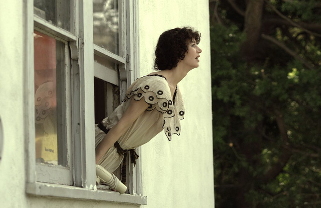 Miranda July as Sophie Acts on Her Instinct in 'The Future'