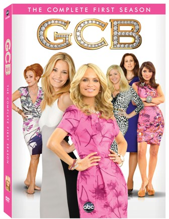 GCB: The Complete First Season was released on DVD on June 12, 2012