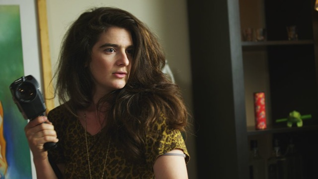 Gaby Hoffmann stars in Nathan Adloff's Nate and Margaret.