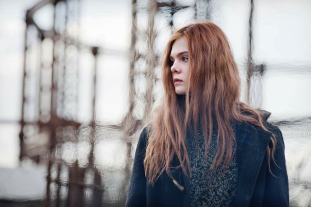 Elle Fanning stars in Sally Potter's Ginger and Rosa.
