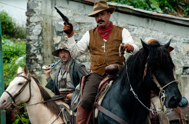 Andy Garcia as General Gorostieta in 'For Greater Glory'