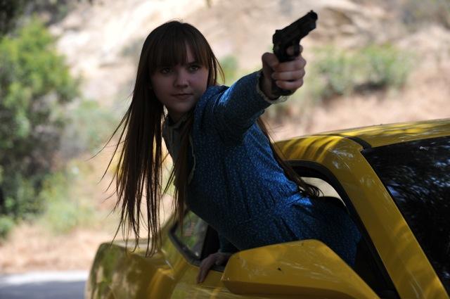 Tara Lynne Barr stars in GOD BLESS AMERICA, a Magnet Release.