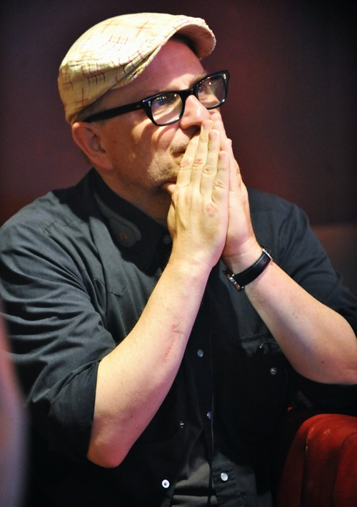Bobcat Goldthwait, director of GOD BLESS AMERICA, a Magnet Release.