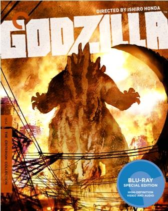 Godzilla was released on Criterion Blu-ray and DVD on January 24th, 2012