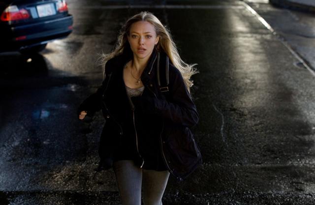 On the Run: Amanda Seyfried (Jill) in 'Gone'