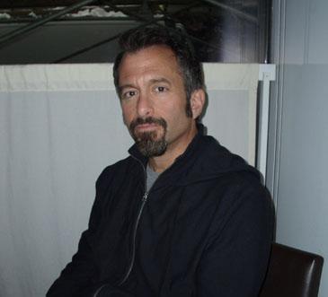 Director Andrew Jarecki in Chicago, December 9th, 2010