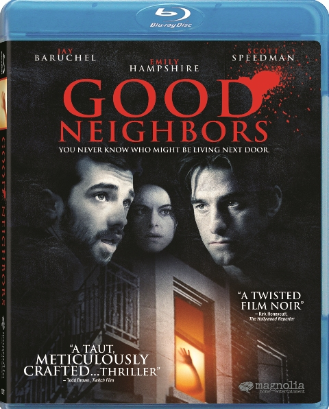 Good Neighbors was released on Blu-ray and DVD on September 27th, 2011