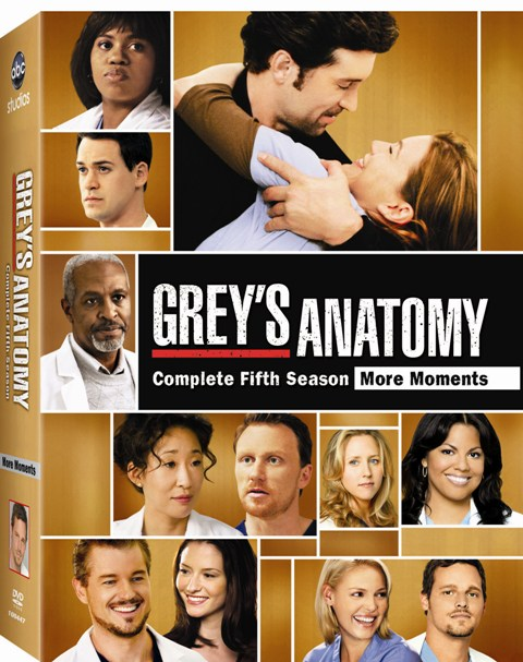 Grey's Anatomy was released on DVD on September 15th, 2009.