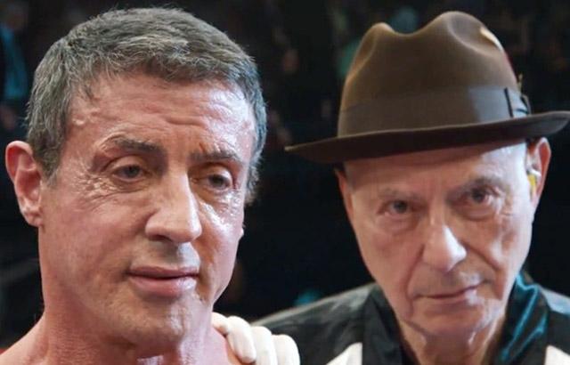 Sylvester Stallone, Alan Arkin