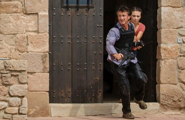 Sean Penn, Jasmine Trinca