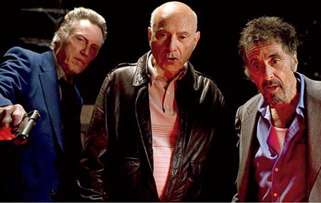Christopher Walken, Alan Arkin, Al Pacino