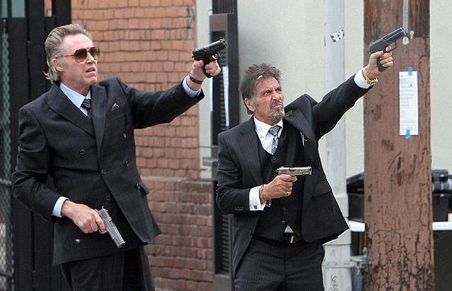 Christopher Walken, Alan Arkin, Al Pacino