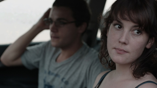 Christopher Abbott and Melanie Lynskey star in Todd Louiso's Hello I Must Be Going.