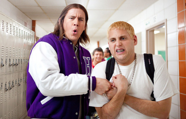Flashback: The Characters of Tatum and Hill in Their Real High School in '21 Jump Street'