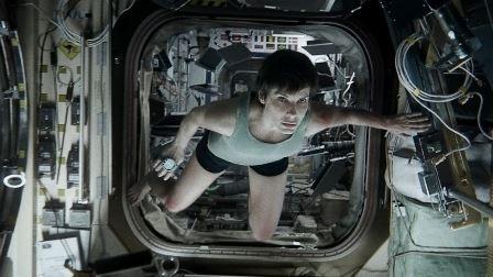 Sandra Bullock as Ryan Stone in Gravity