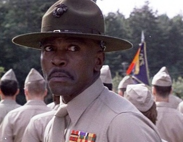 Louis Gossett Jr. in 'An Officer and a Gentleman'