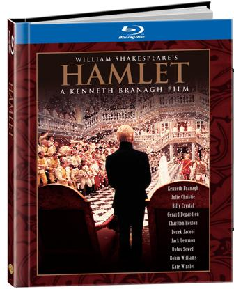 Hamlet was released on Blu-ray on August 17th, 2010