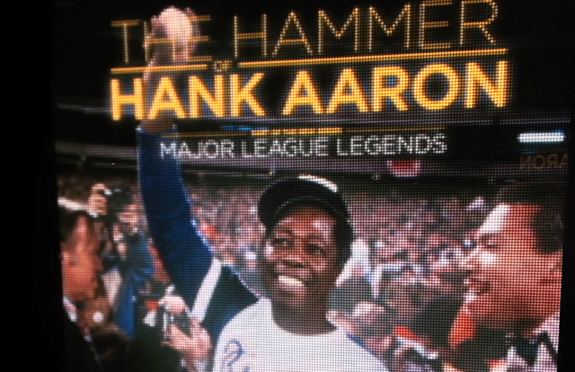 The Hammer of Hank Aaron