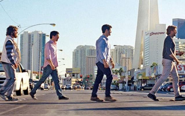 Bradley Cooper, Ed Helms, Zach Galifianakis, Justin Bartha