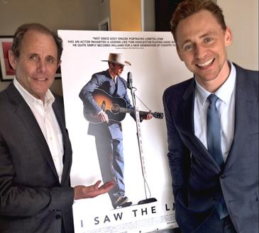 Marc Abraham, Tom Hiddleston